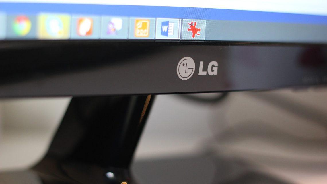 Le premier écran de télévision enroulable par LG